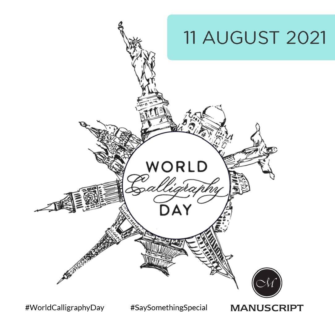 World Calligraphy Day 2021