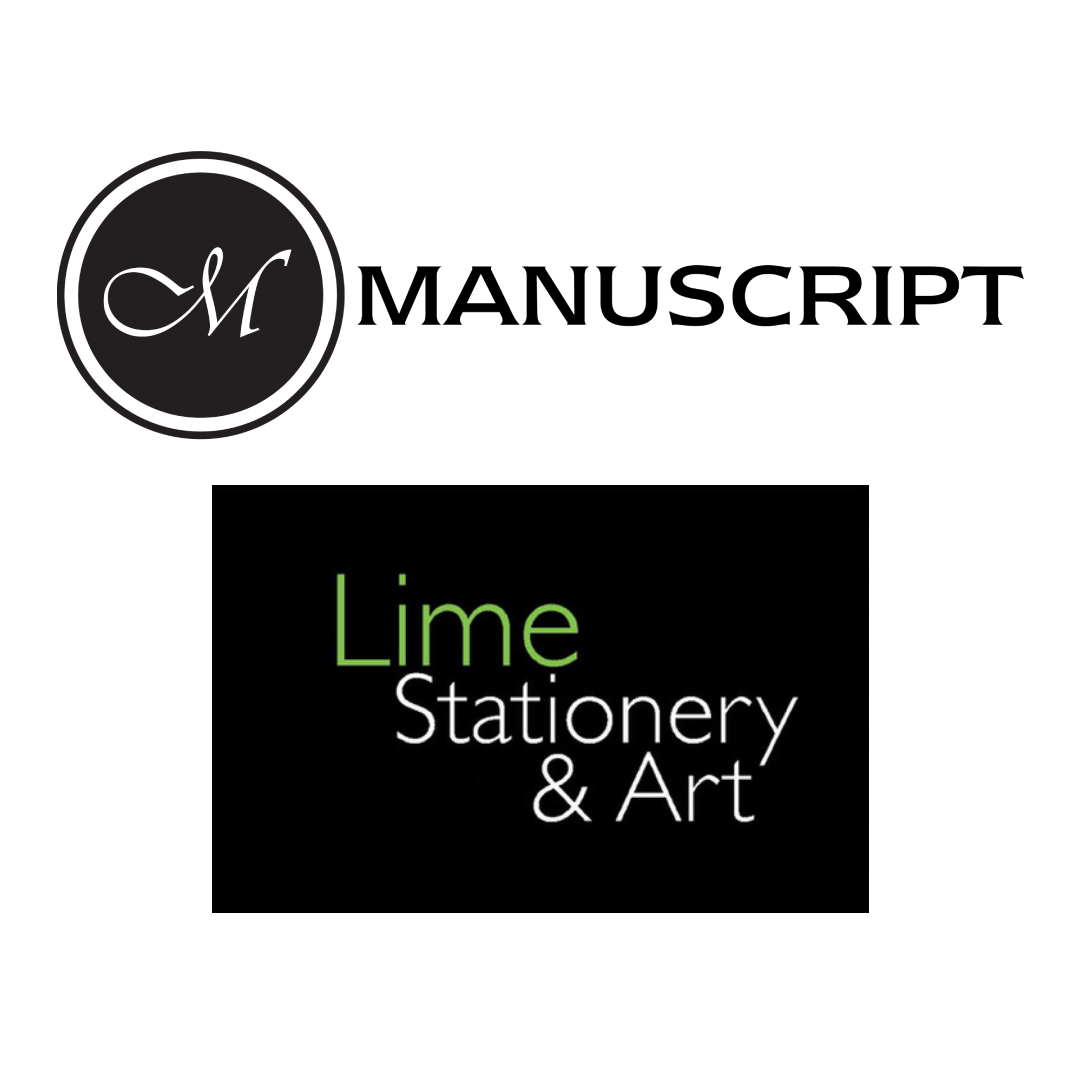 Manuscript confirm purchase of Lime Stationery