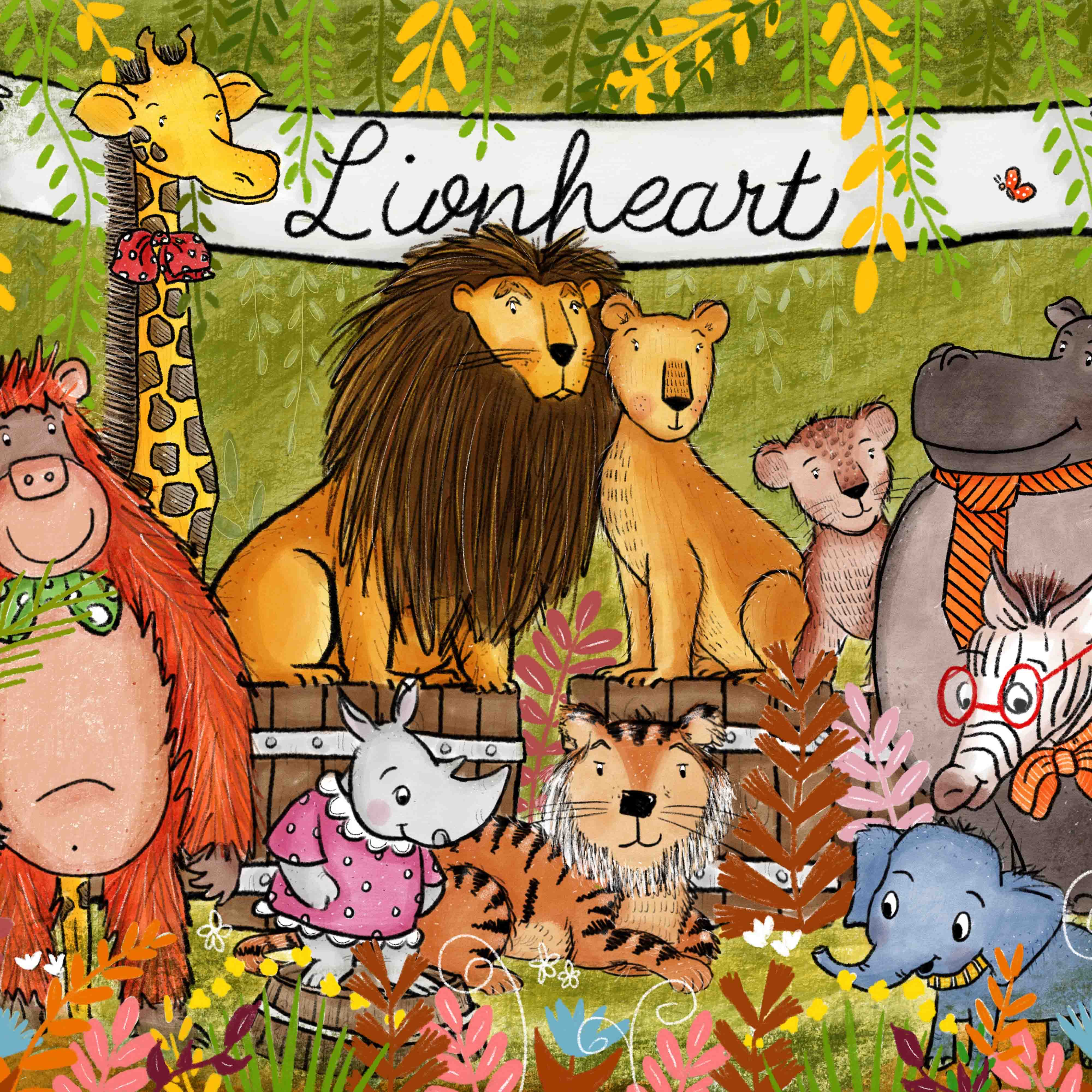 Lionheart Collection