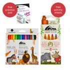 Children's Colouring Set