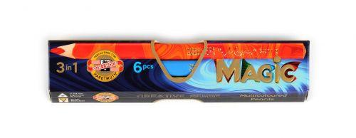 Magic Pencils  - Pack of 6