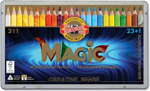 23 + 1 Magic Pencils by Koh-I-Noor