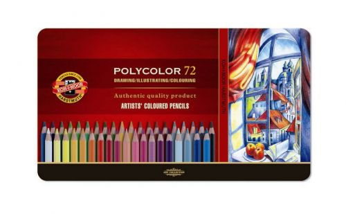 Set 72 colouring pencils