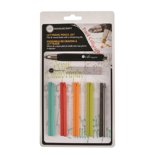 Lettering Pencil Set