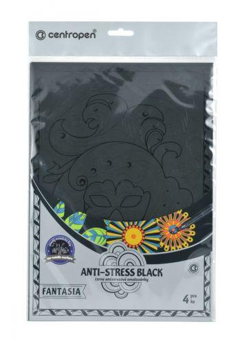 CENTROPEN ANTI-STRESS FANTASIA SET BLACK 9997