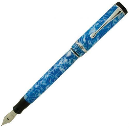Duragraph Fountain Pen Ice Blue - Medium, SLANTED