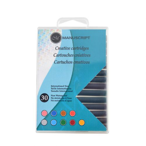 Pack of 30 Creative Cartridges