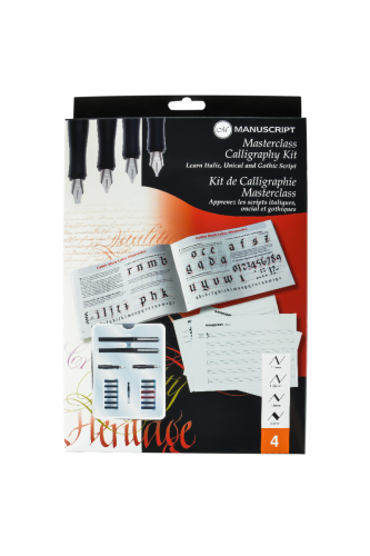 Masterclass Calligraphy Kit