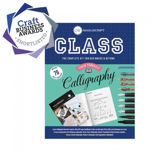 Class Calligraphy Kit - Teach Yourself