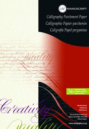 Parchment Paper (36 Sheets)