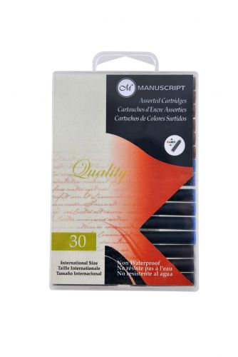 Assorted Ink Cartridges