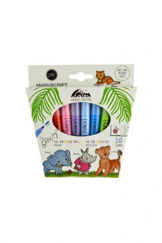 Lionheart Superwashable Pens