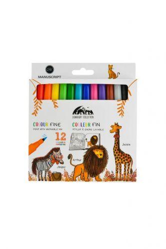 Lionheart Colour Fine Markers