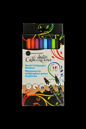 Callicreative Duotip Brush Markers