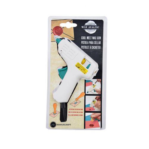 Cool Melt Wax Gun - UK plug