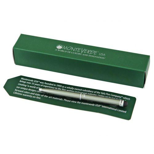 Monteverde USA® Poquito Stylus™, Black, boxed