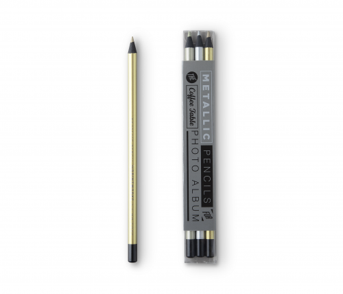 Printworks 3 Pack Pencils for Photo Albums
