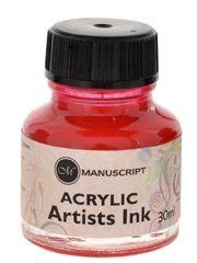 Pink Acrylic Ink