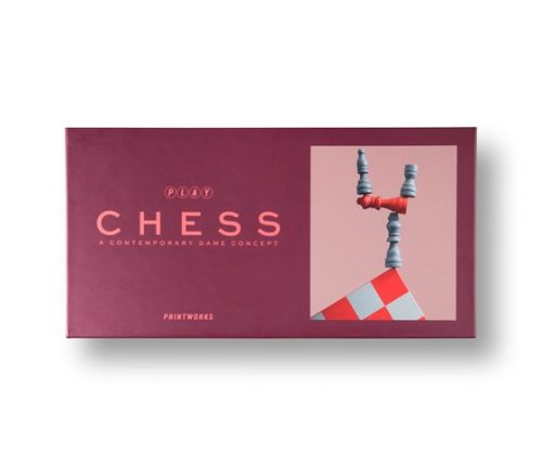 Printworks Play Games - Chess