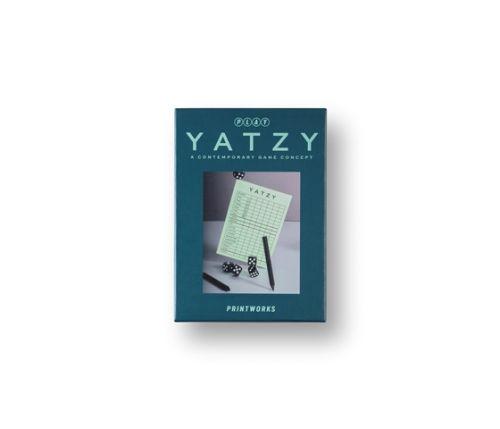 Printworks Play Games - Yatzy