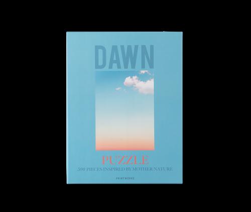 Printworks Puzzle - Dawn