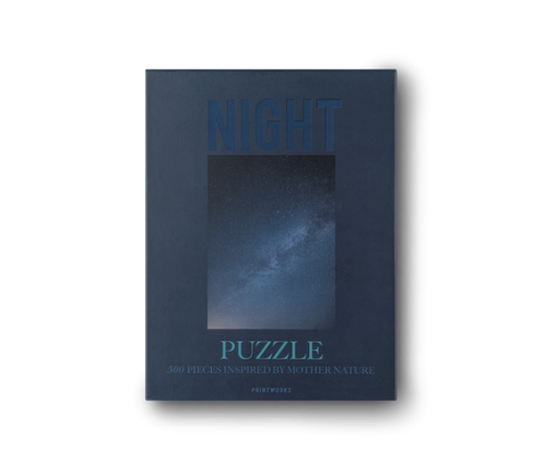 Printworks Puzzle - Night