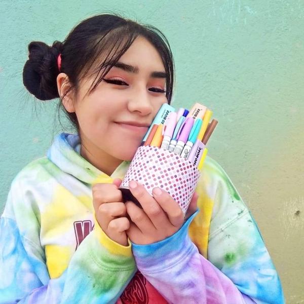 March Artist of the Month...Geraldine Salinas