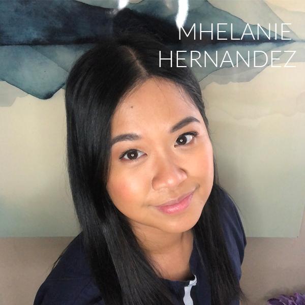 August's Artist of the Month... Mhelanie Hernandez