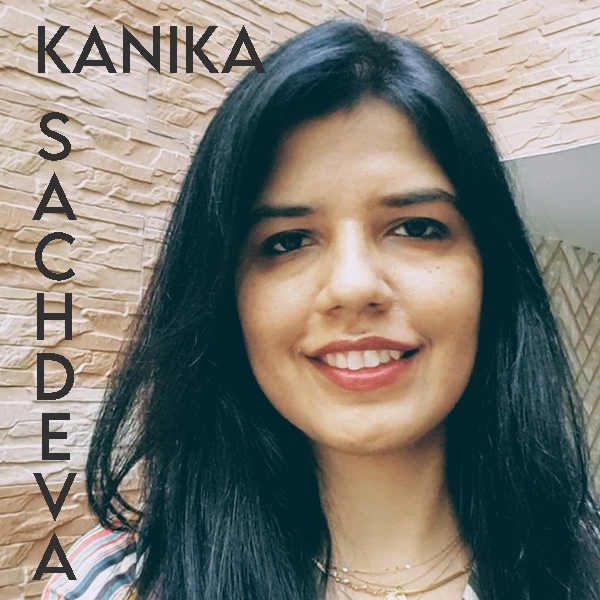 May's Artist of the Month... Kanika Sachdeva