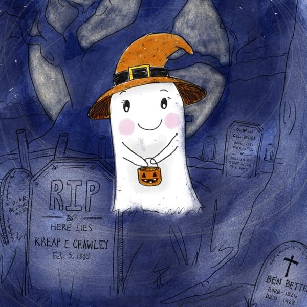 Inktober illustrations with Alexandra MacVean
