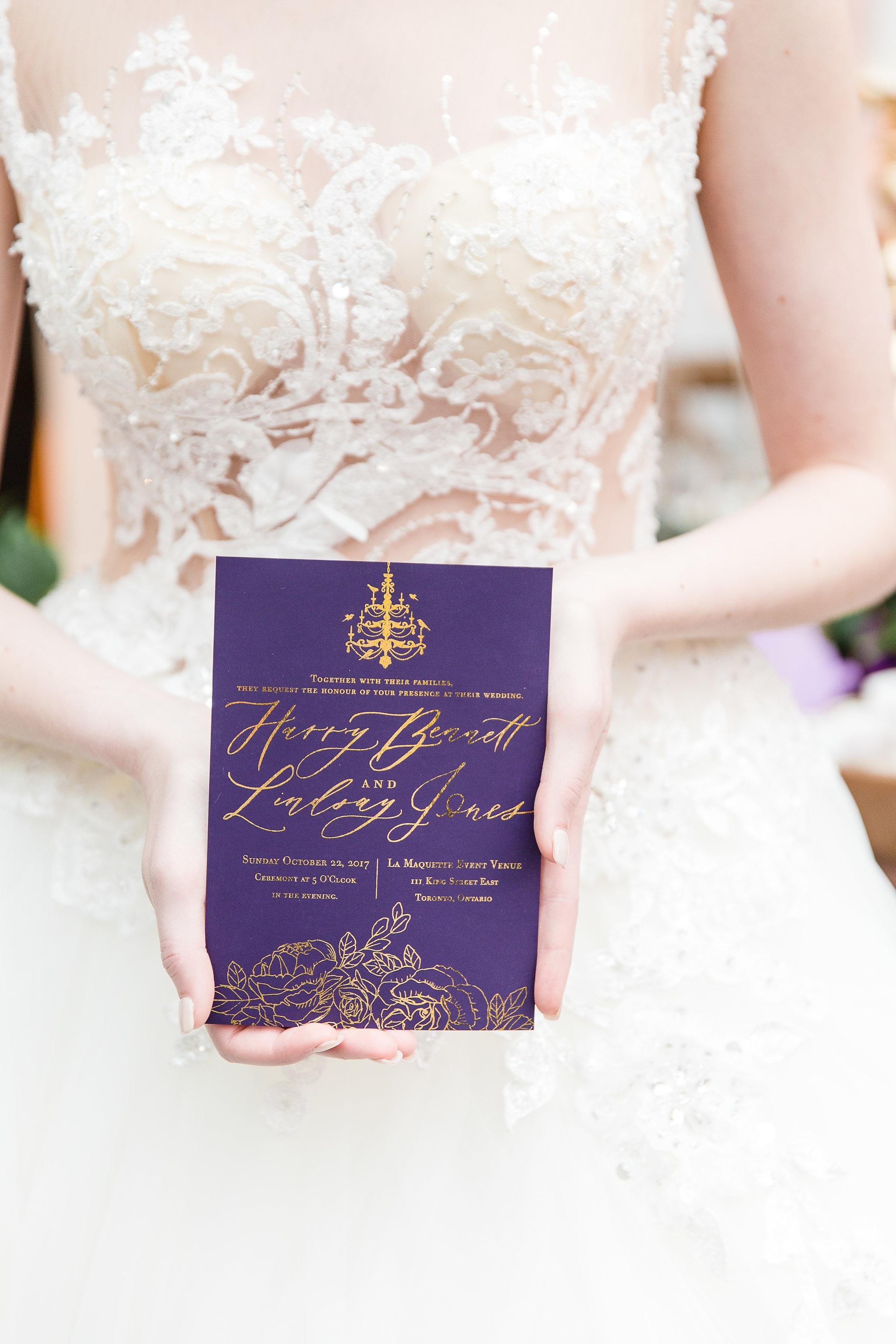 mandy wan wedding calligraphy